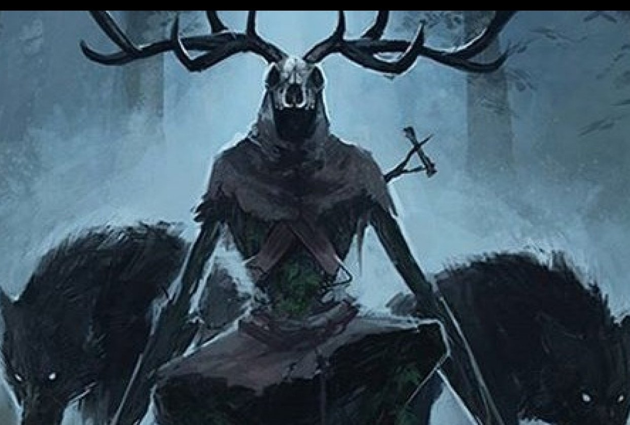 Skald (previously named Wardruna) Act II Outline - student project
