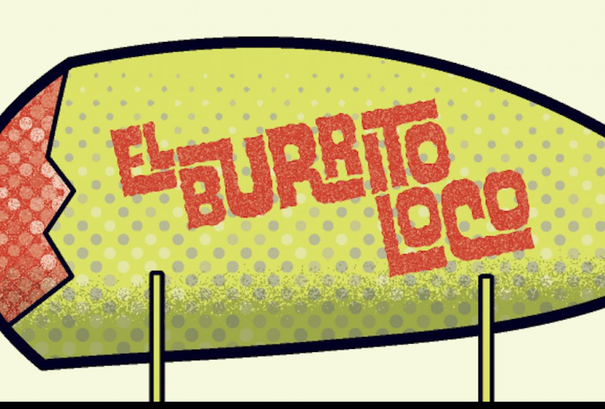 El Burrito Loco - student project