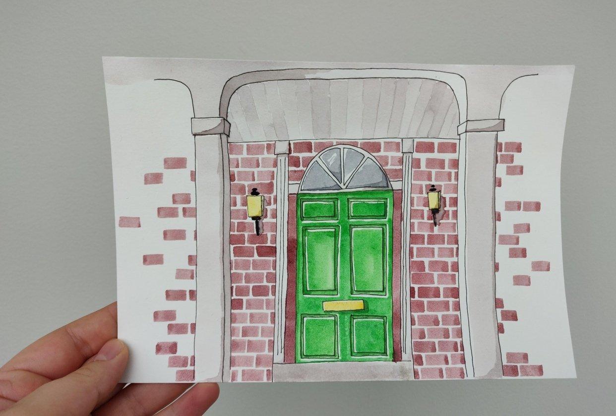 doors! - student project