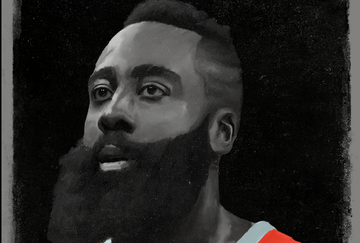 James Harden - student project