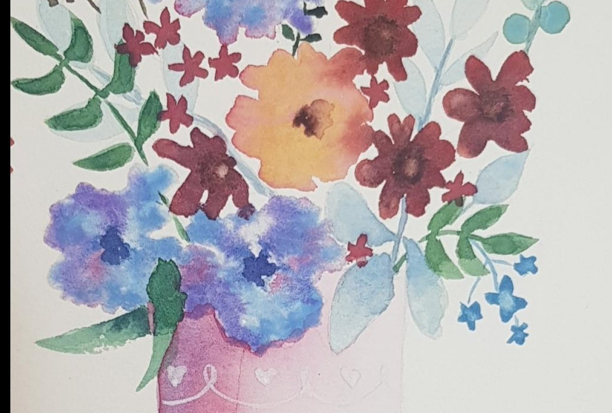 Flower vase 2 - student project