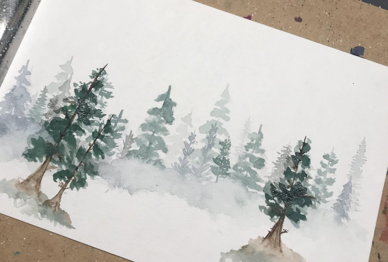 pines! - student project