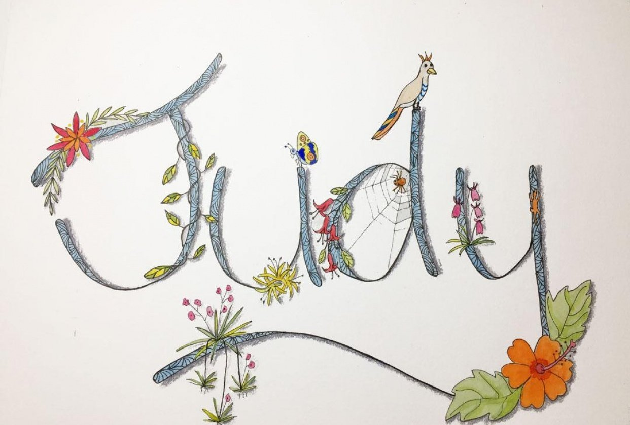 Pretty Letters! - student project