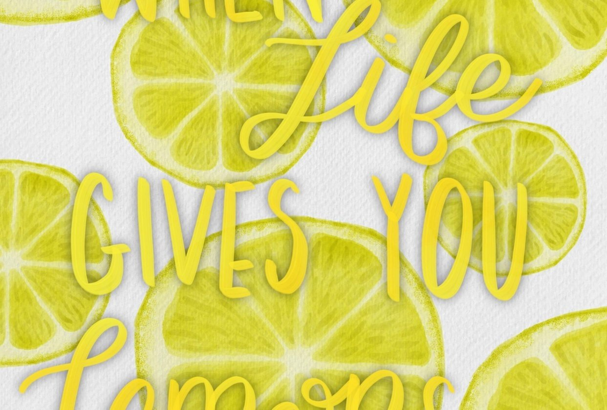 When life gives you Lemons - student project