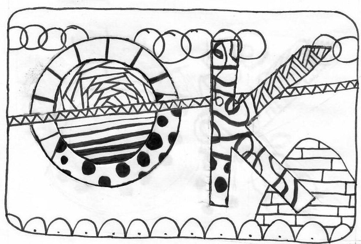 Seun's doodles - student project