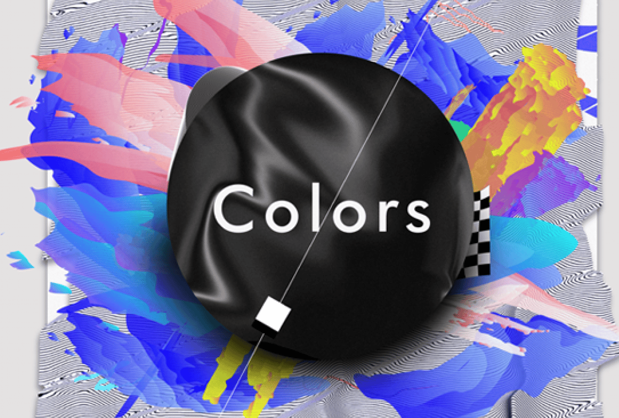 Colors - student project