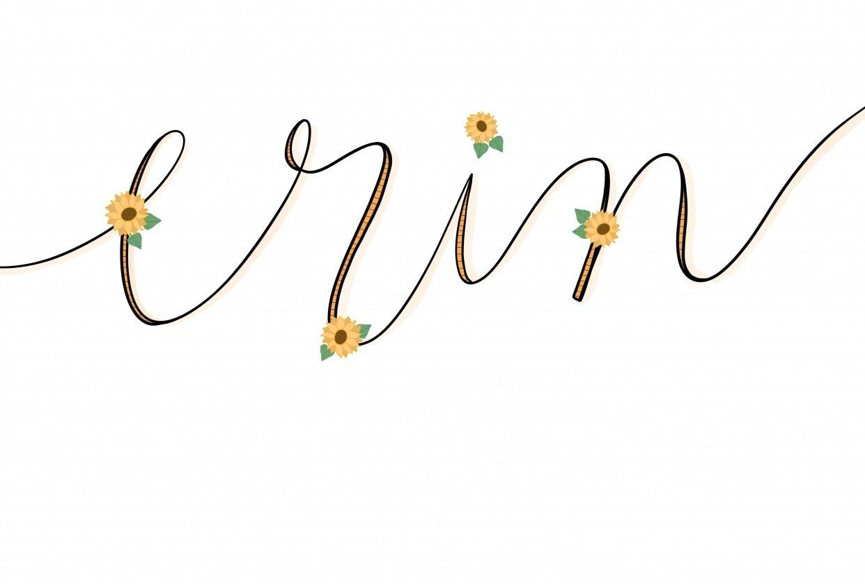 Botanical Name - Botanical Alphabet Class - student project