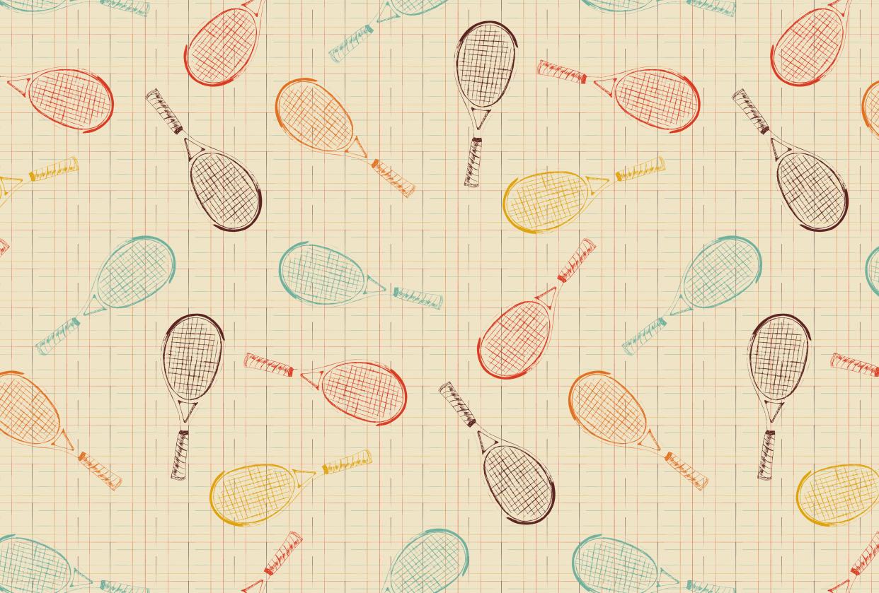 Roland Garros - student project