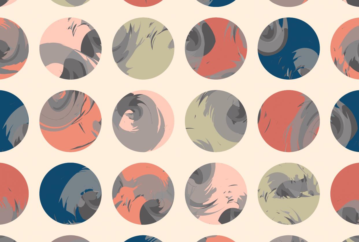 Dot pattern - student project