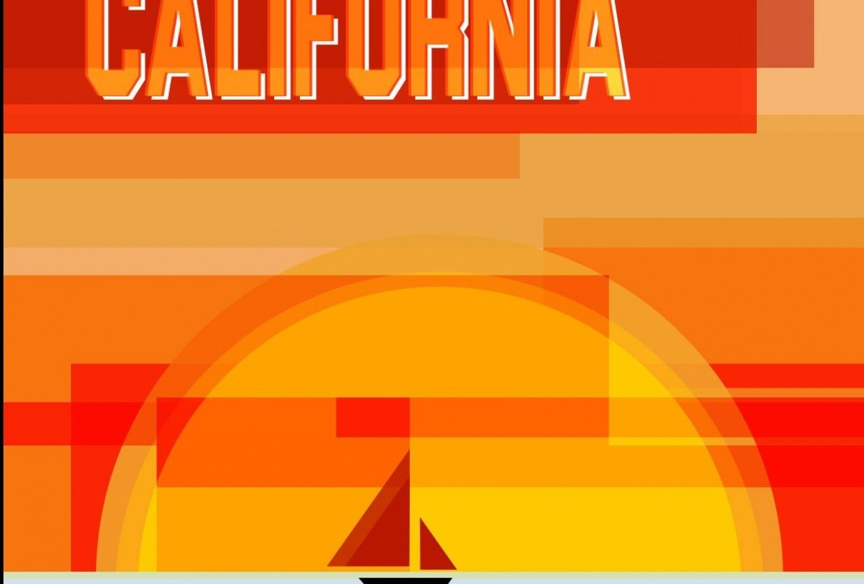 Calfornia - student project