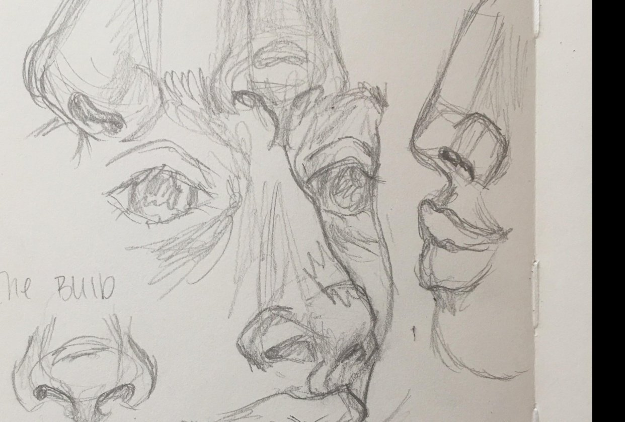 nose practice ^.^ - student project