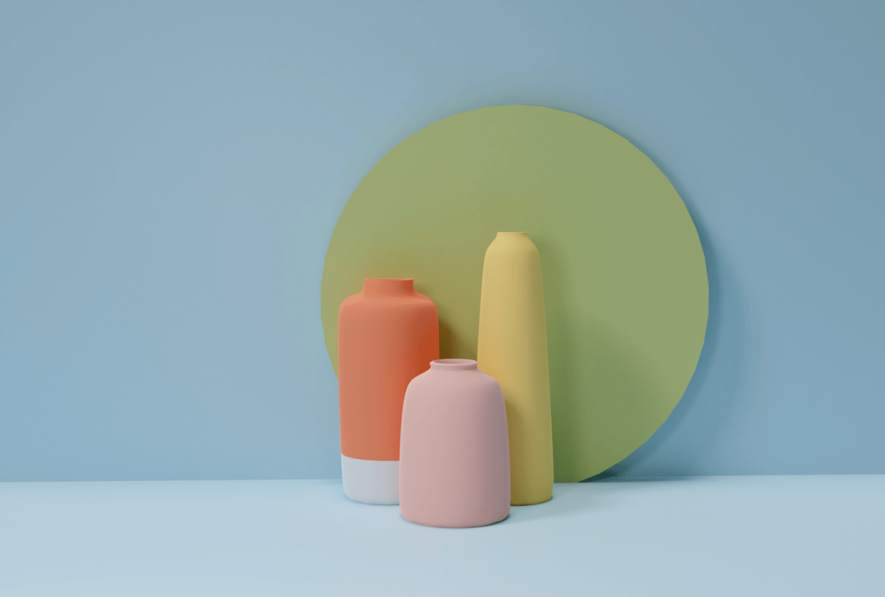 Vases - student project