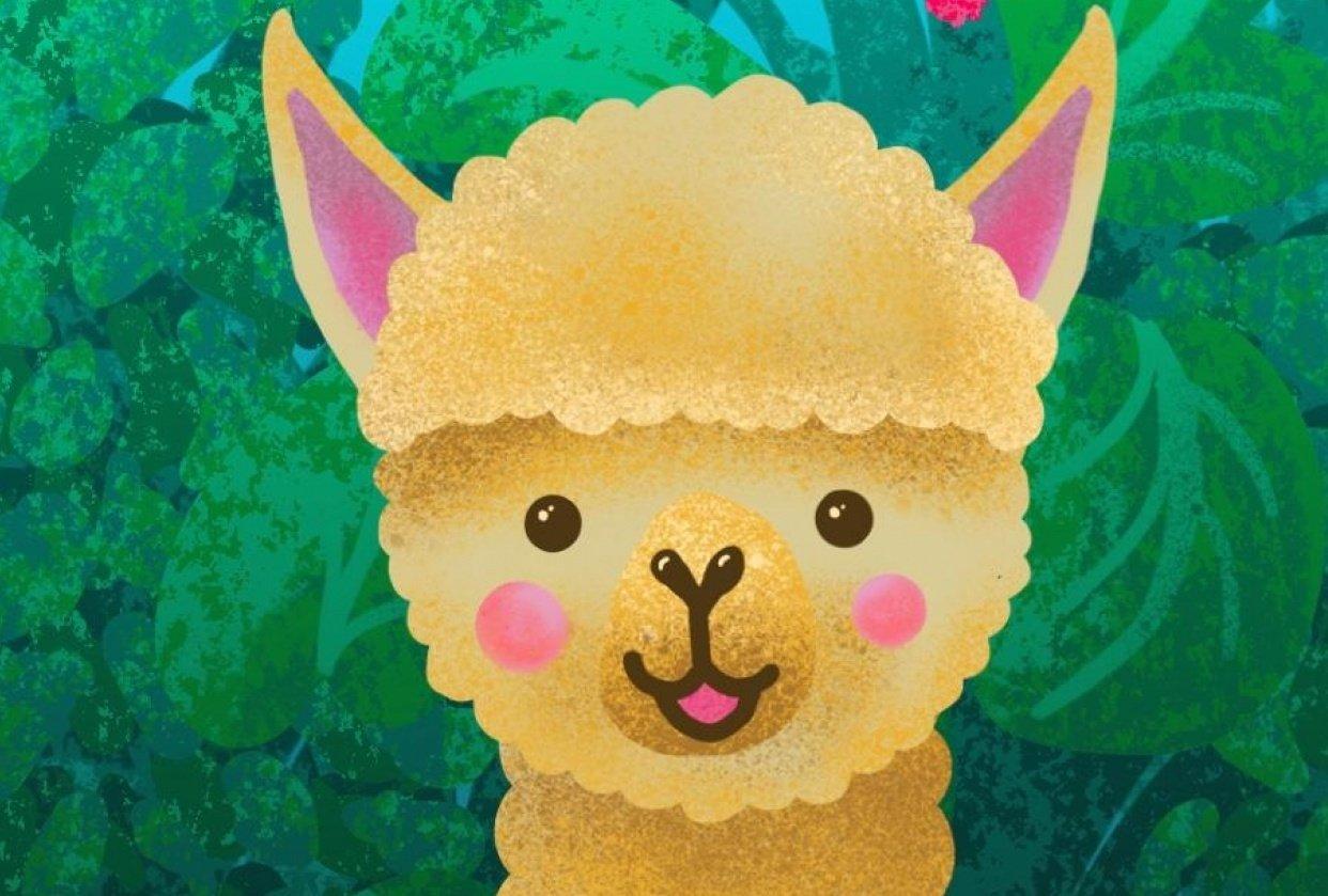 Happy Alpaca-Day - student project
