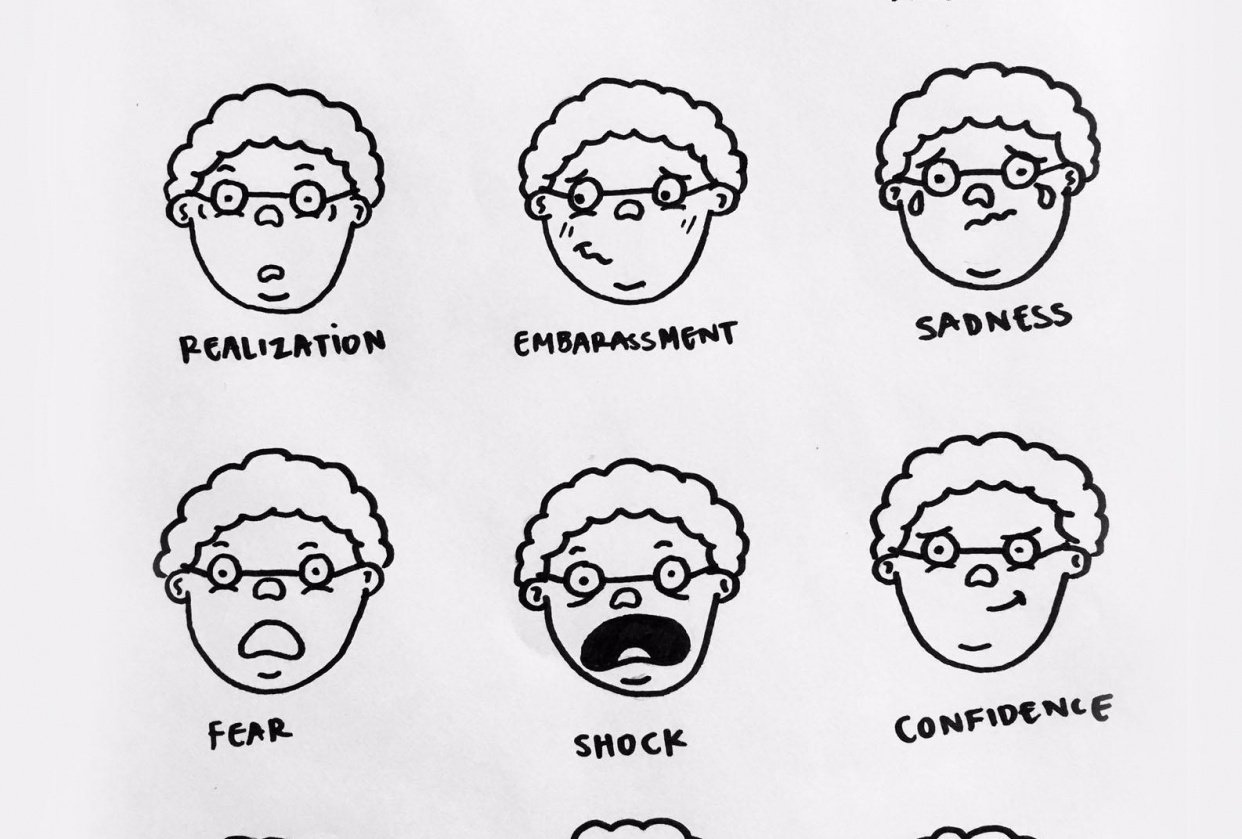 Many Faces of Grandma - student project