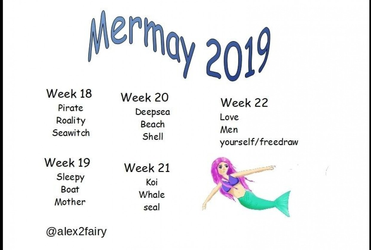 mermay2019 challenche - student project