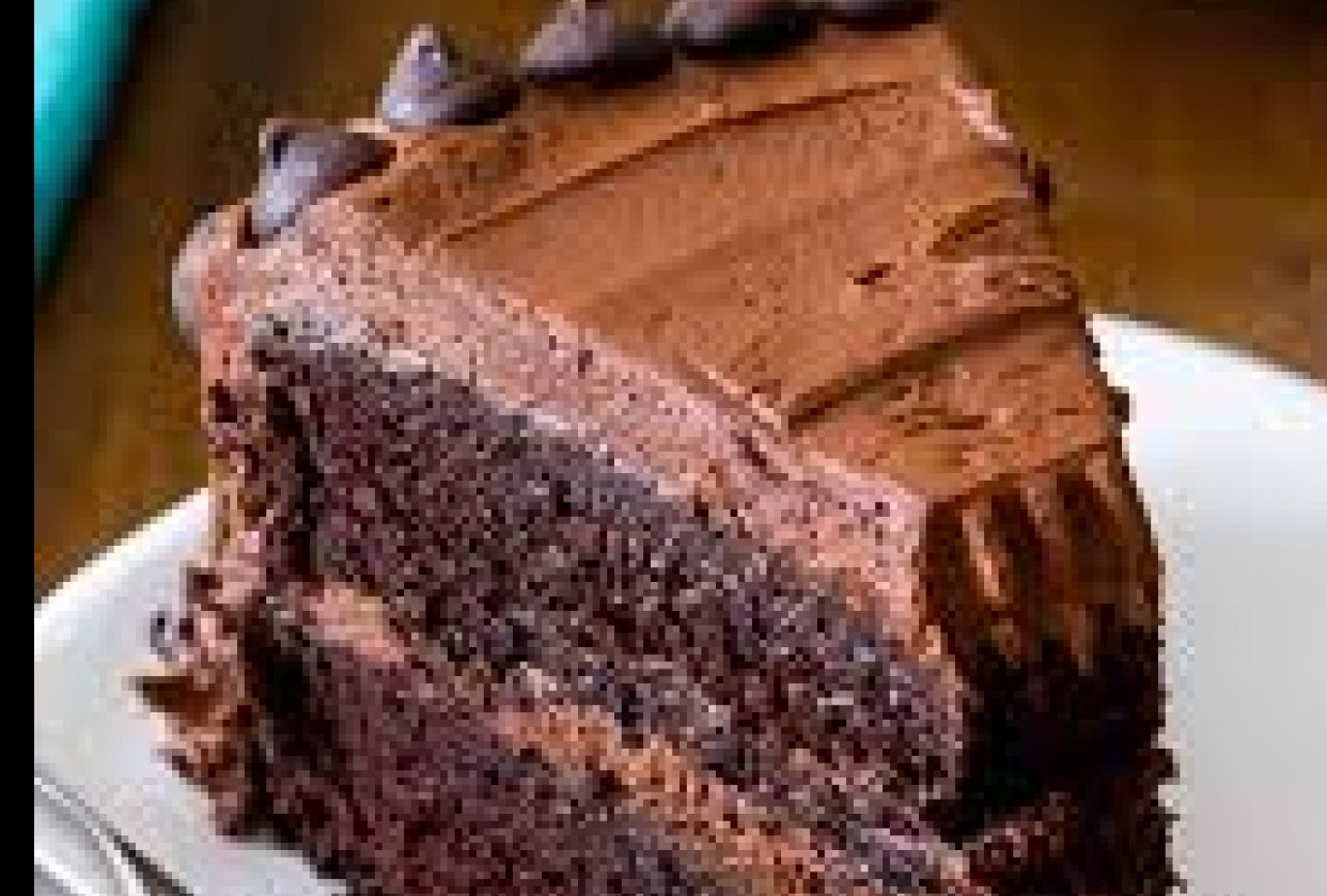chocolate cake - student project