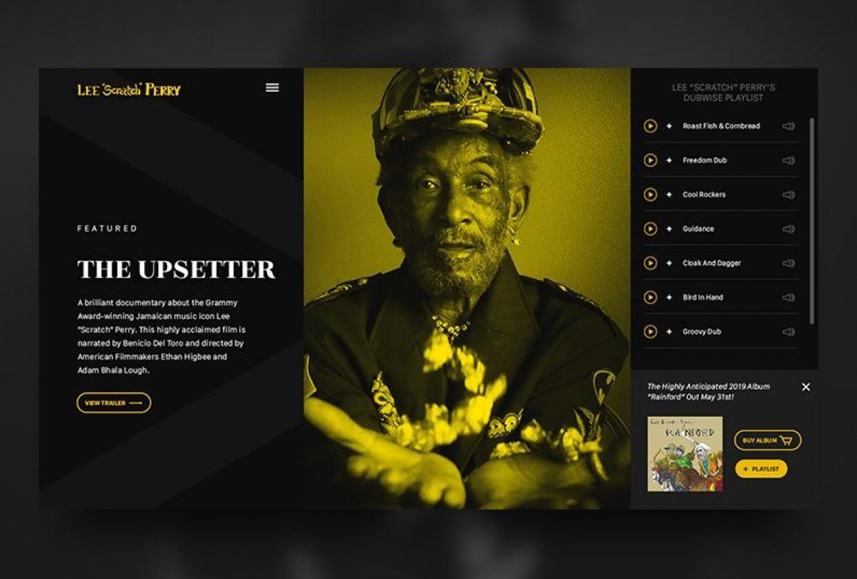 The Upsetter - student project