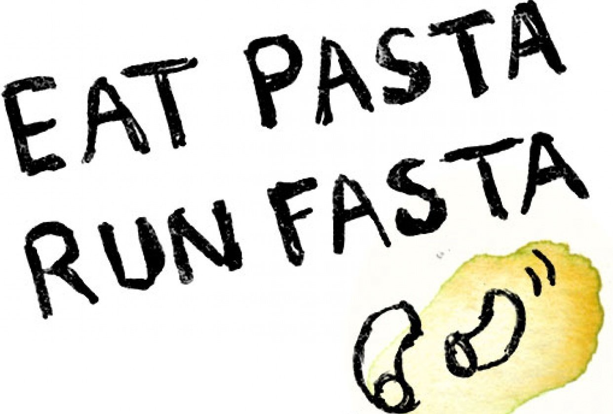 EAT PASTA - student project