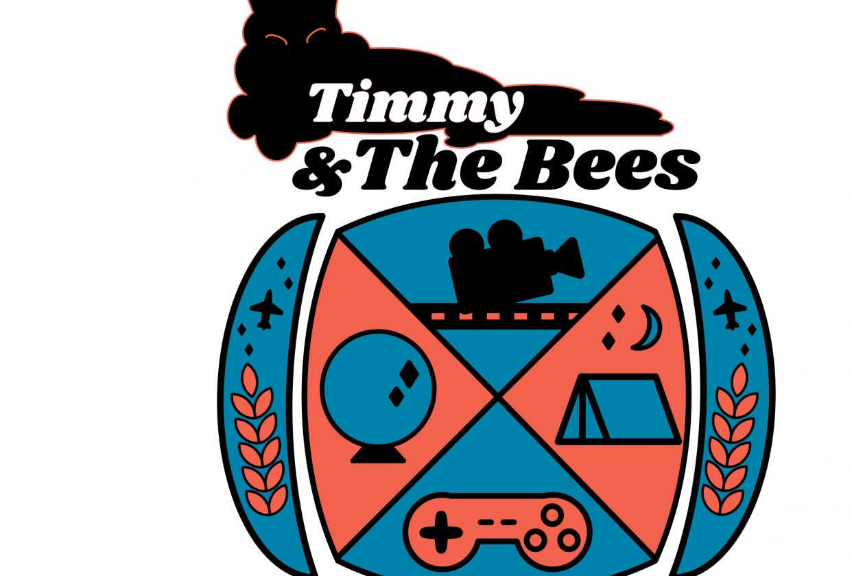 Timmy and The Bees - student project
