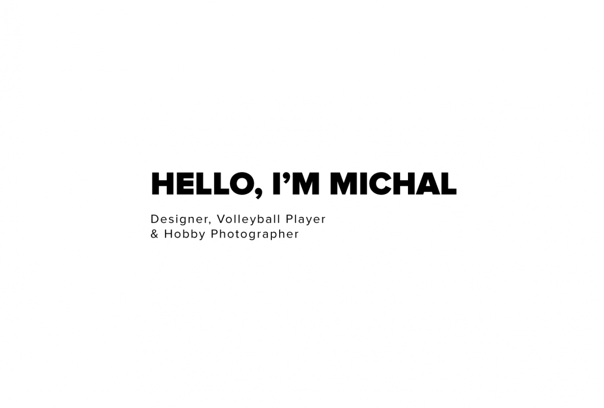 Hey there! - student project