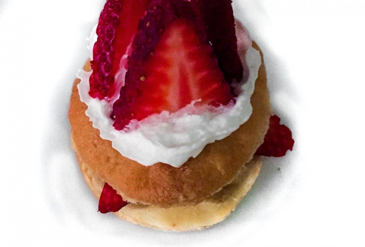Strawberry Shortcake - student project