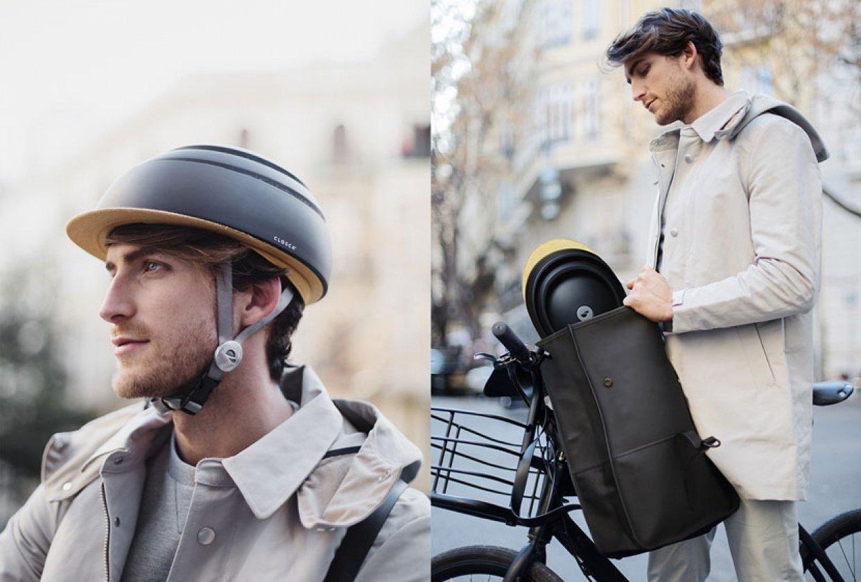 Brand Strategy - Closca Biking Accesories - student project