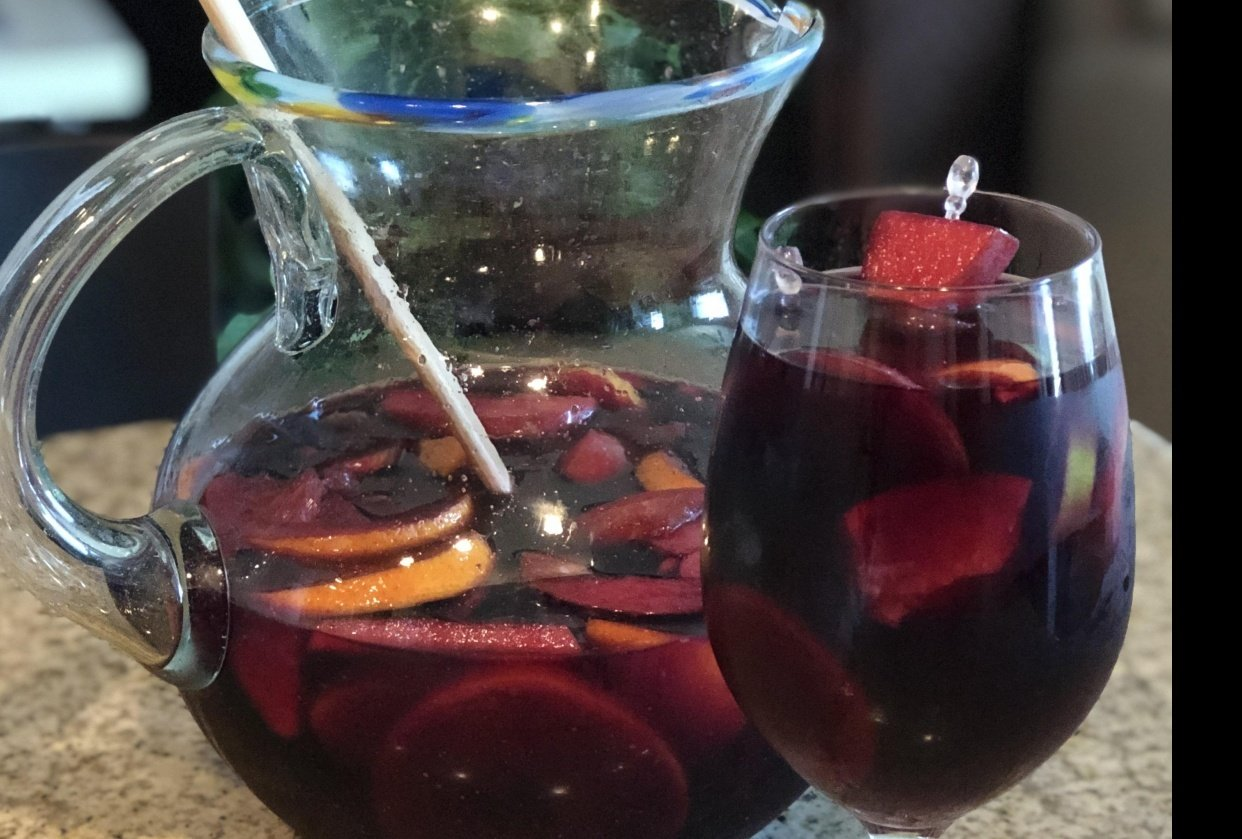 Sangria - student project