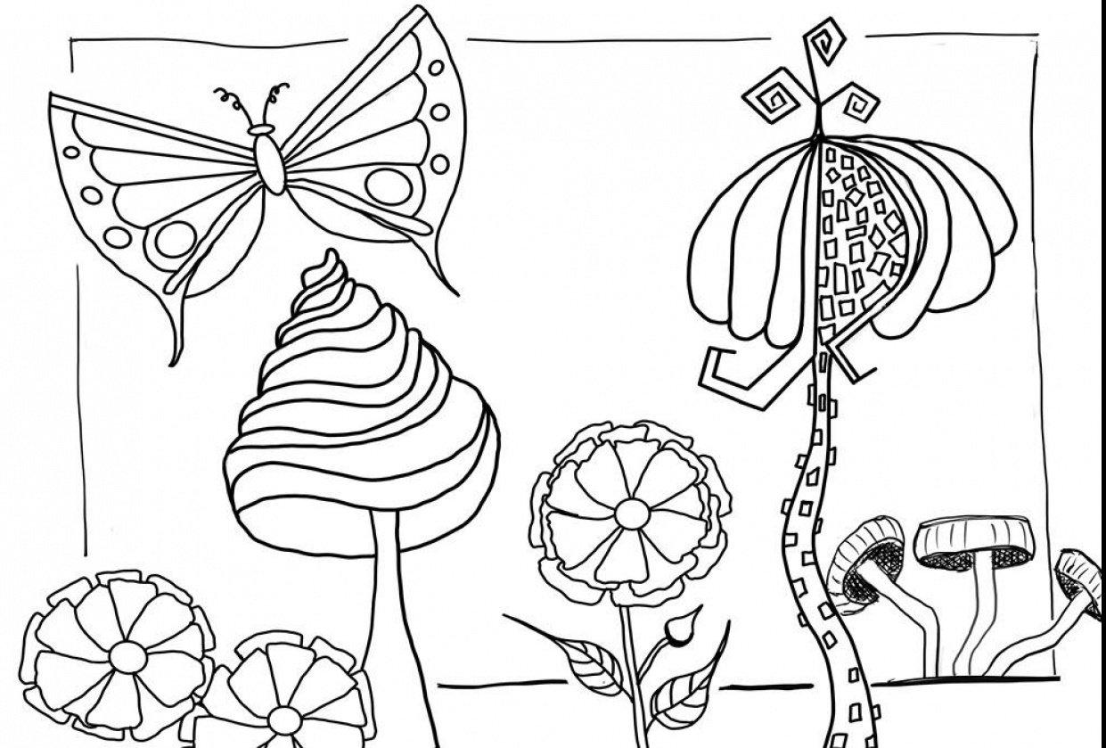 Doodles to Digital Design - student project