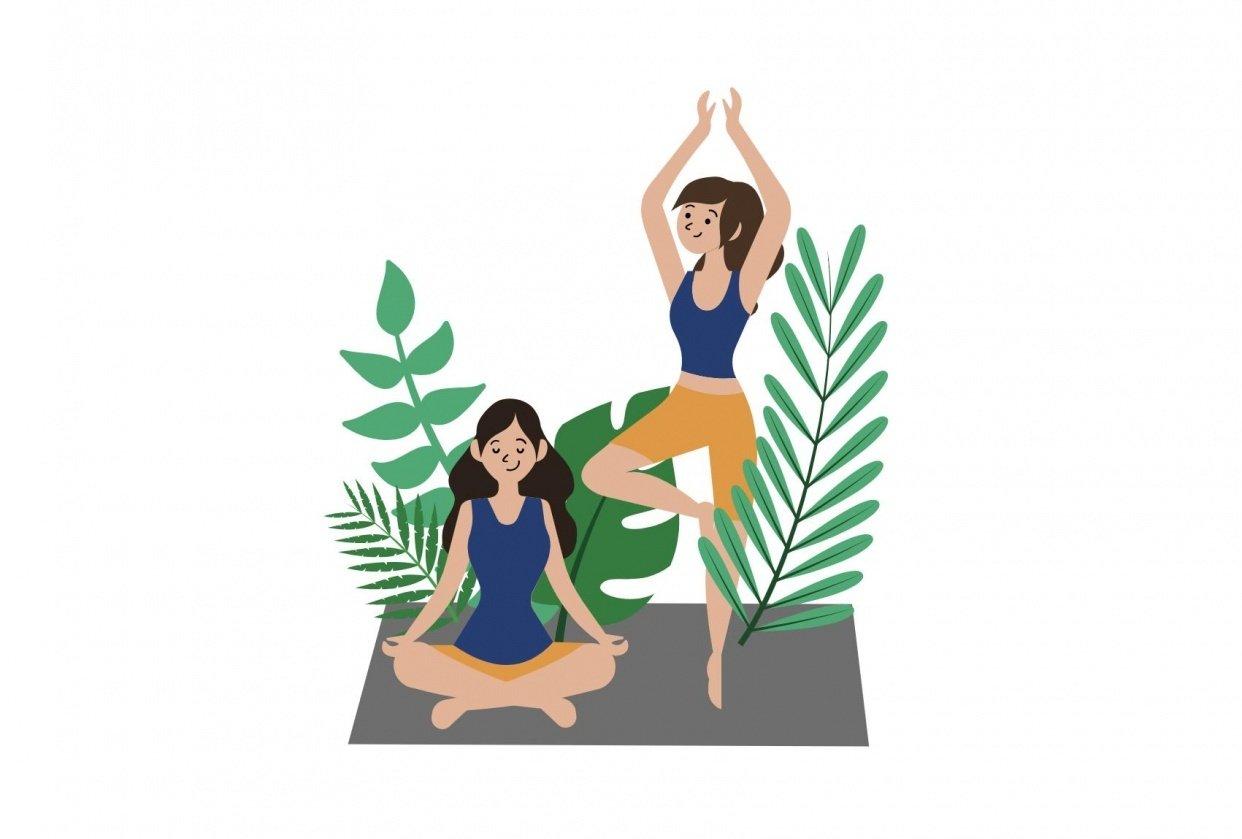 Yoga - student project
