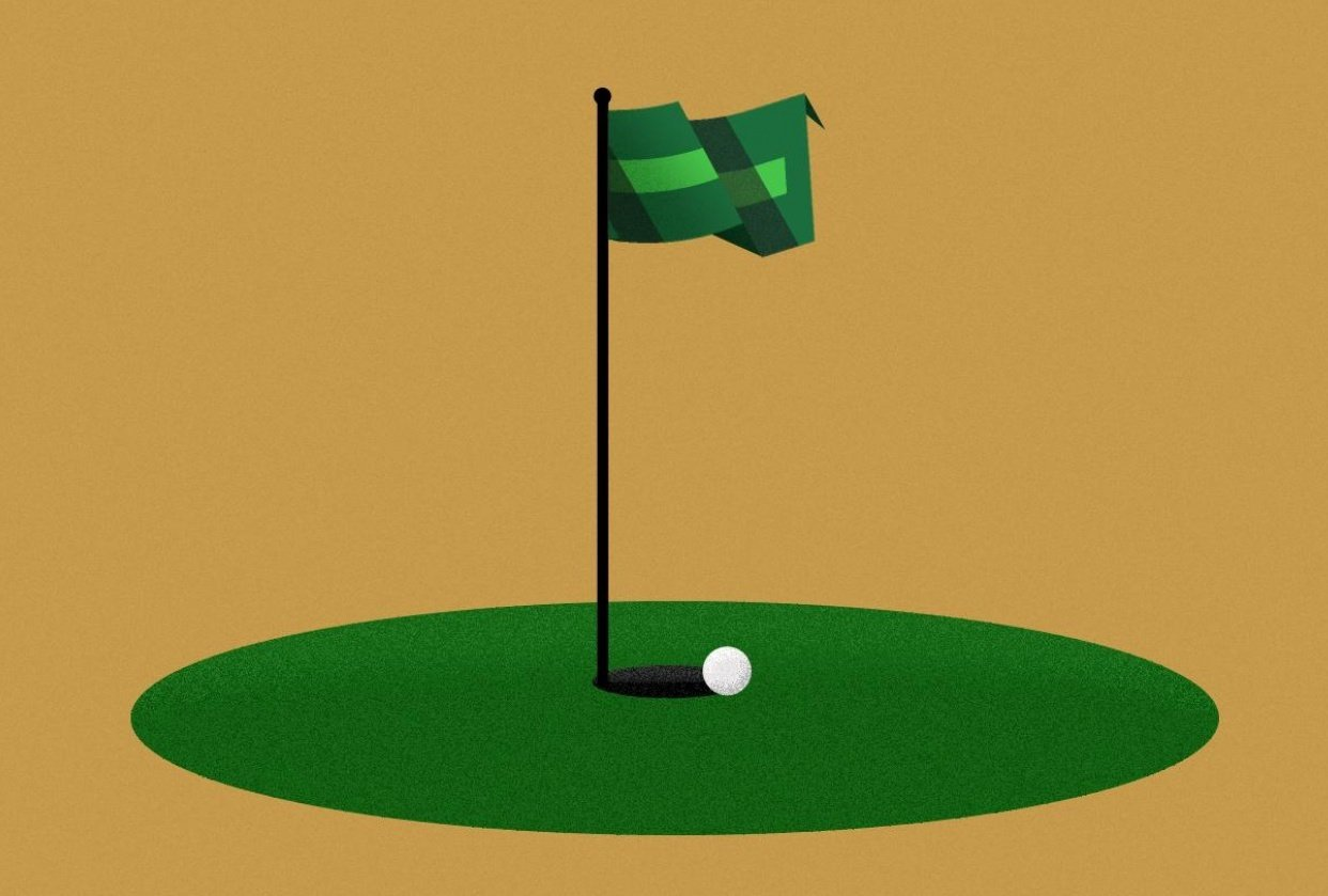 Golf - student project