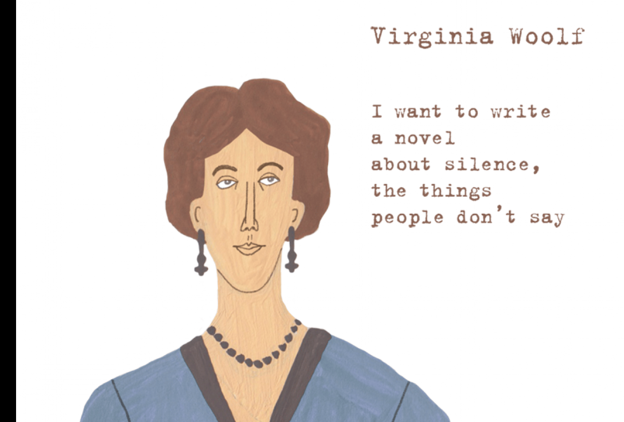Virginia Woolf - student project