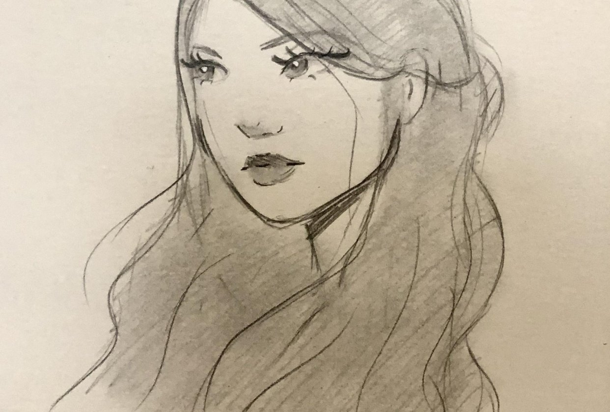 Girl - student project