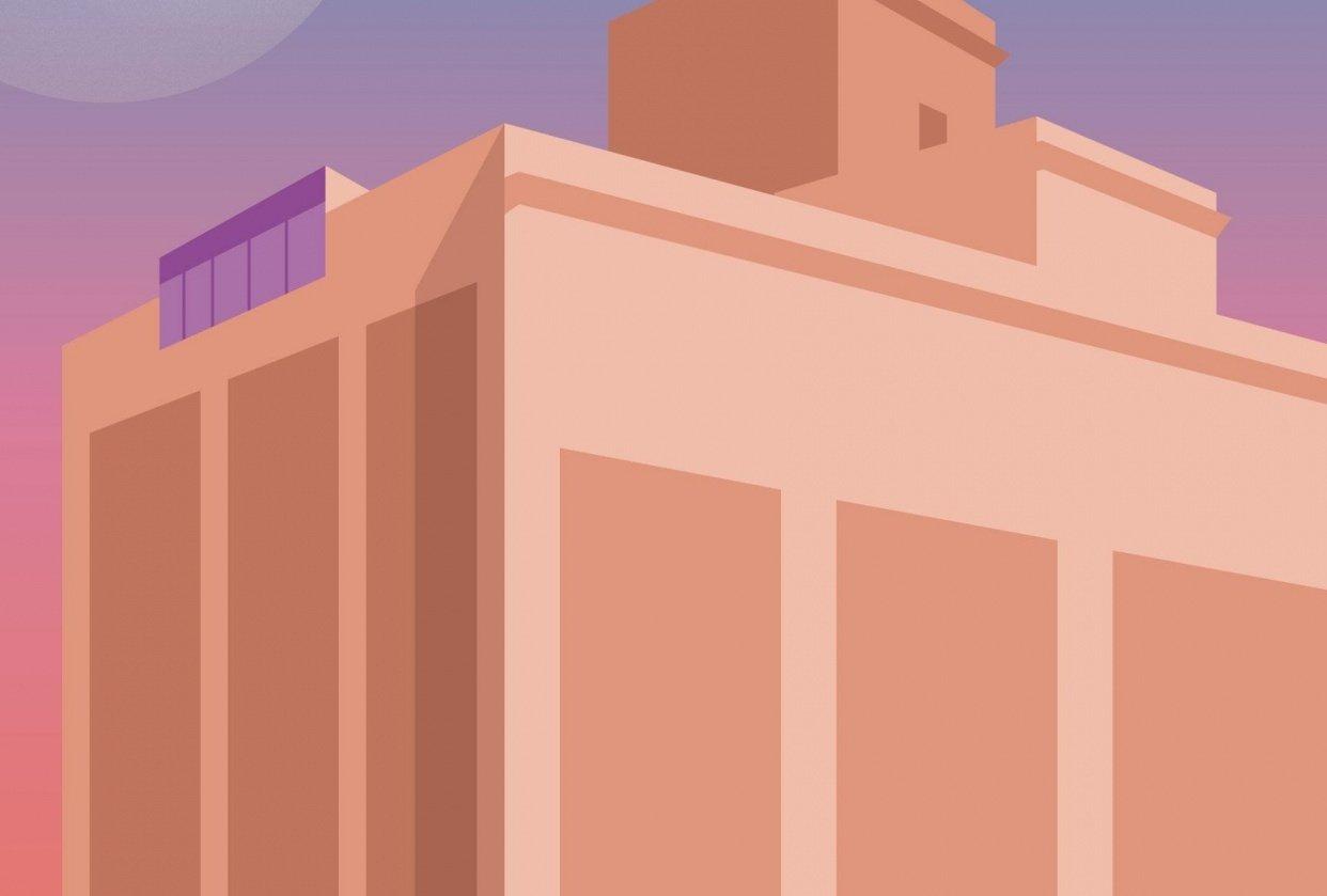 Tower Automotive Building (MOCA), Toronto - student project