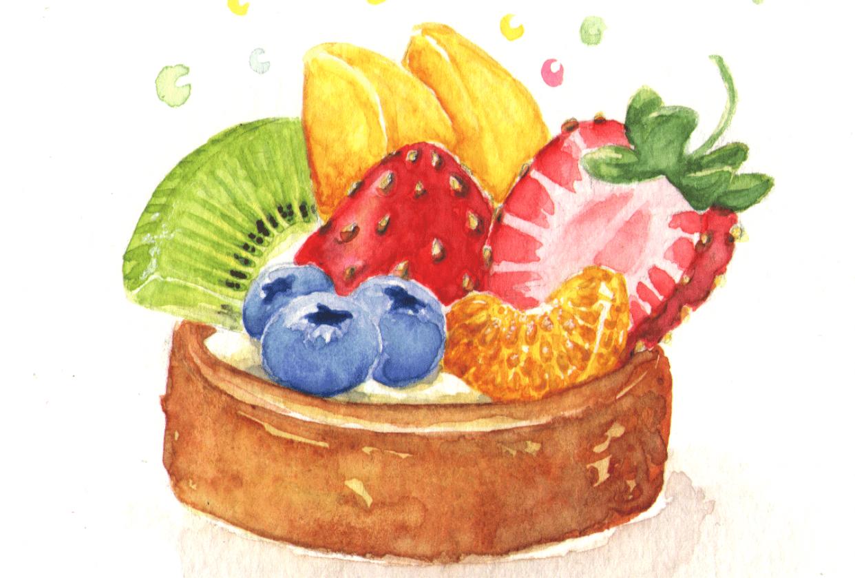 Summer treats - student project