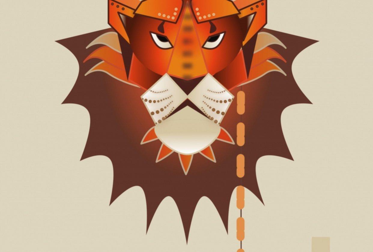 Lion - student project