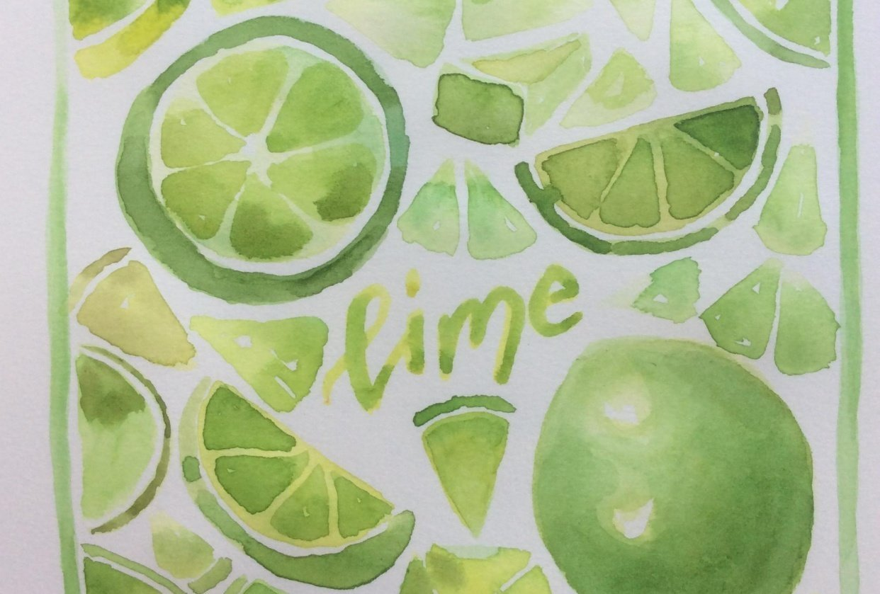 Limey! - student project