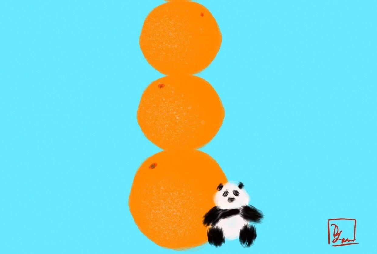 Panda Climb - student project