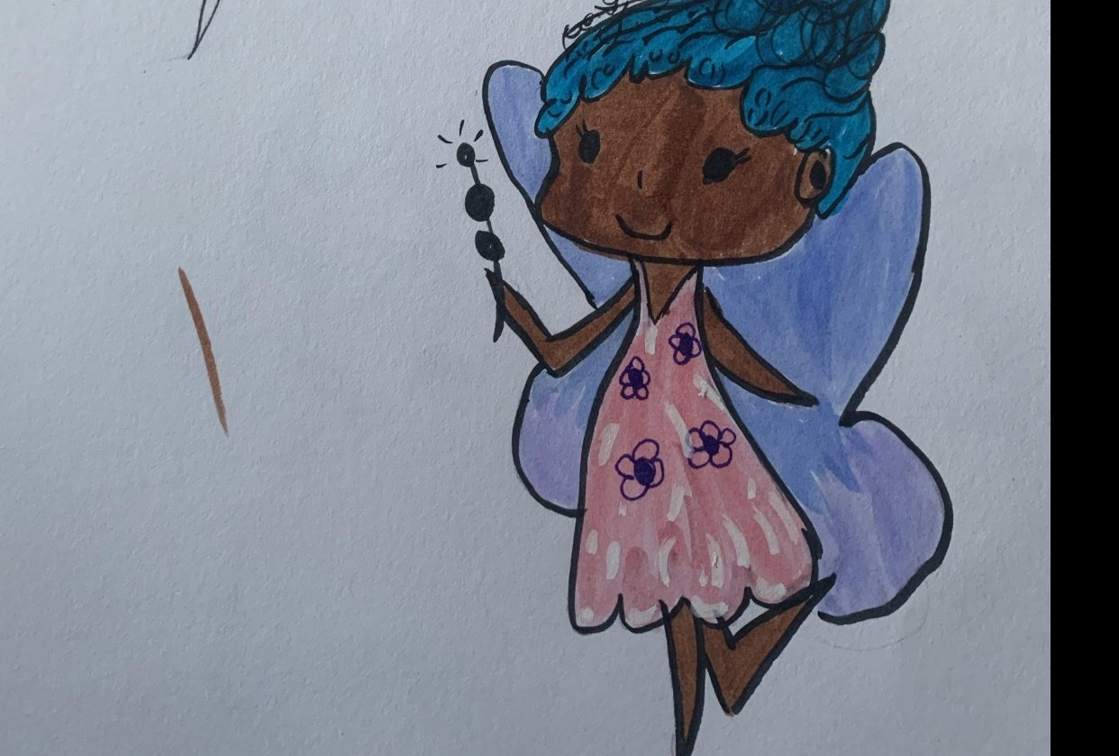 Fairy 1st and 2nd Attempt - student project