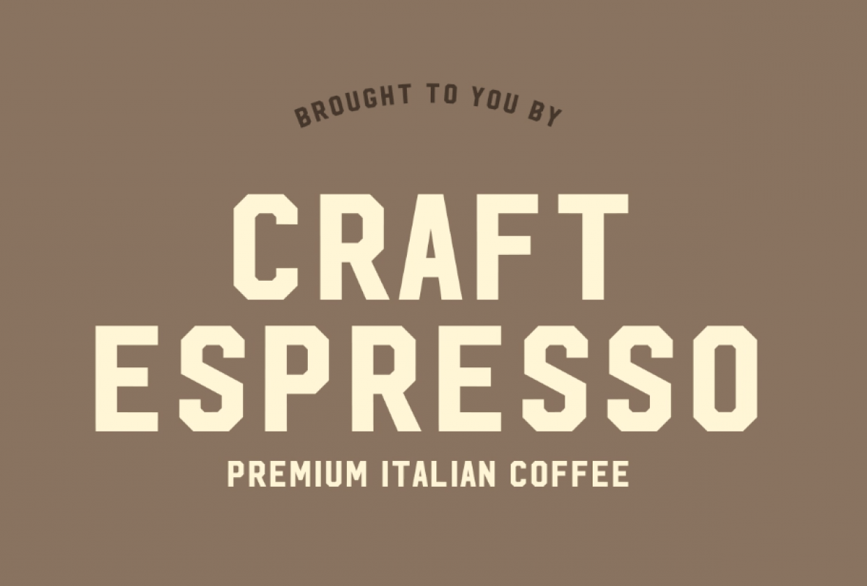 I Love Coffee - student project