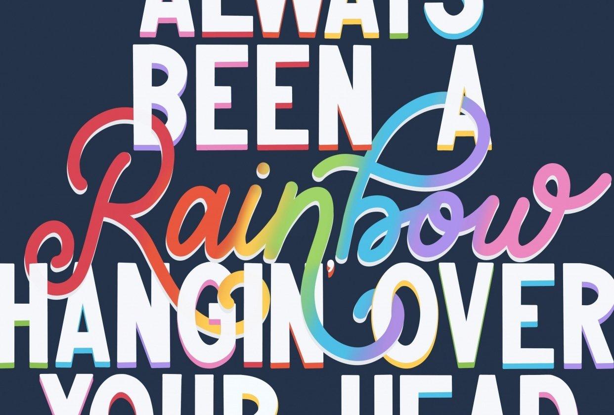 Rainbow - student project