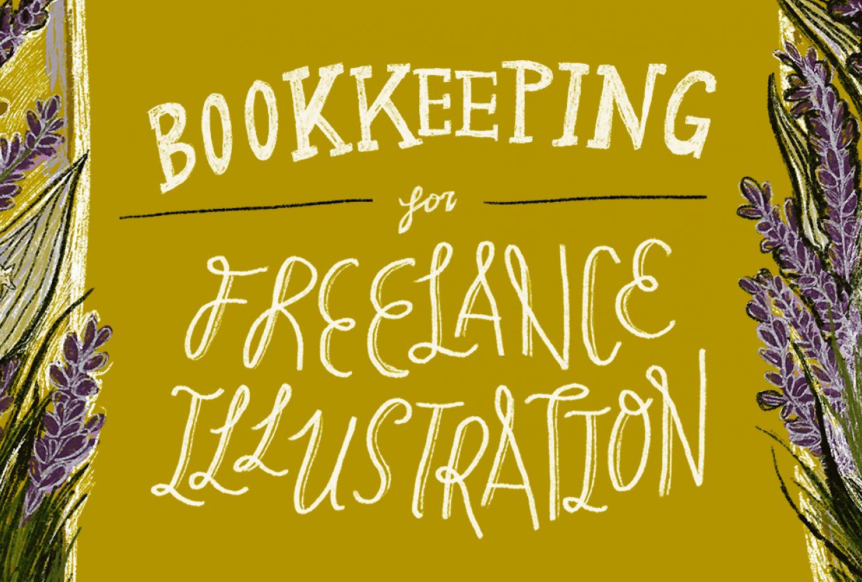 Bookkeeping for Freelancers: How to Handle Your Finances - student project