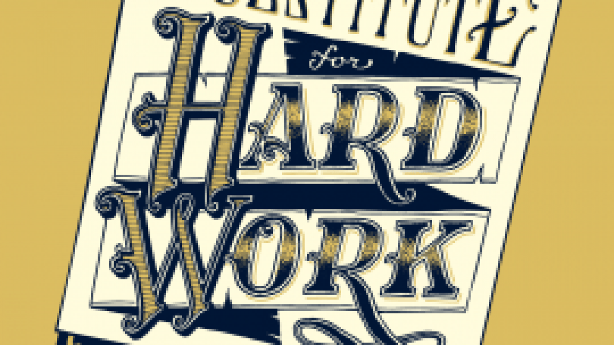 There is No Substitute for Hard Work - student project