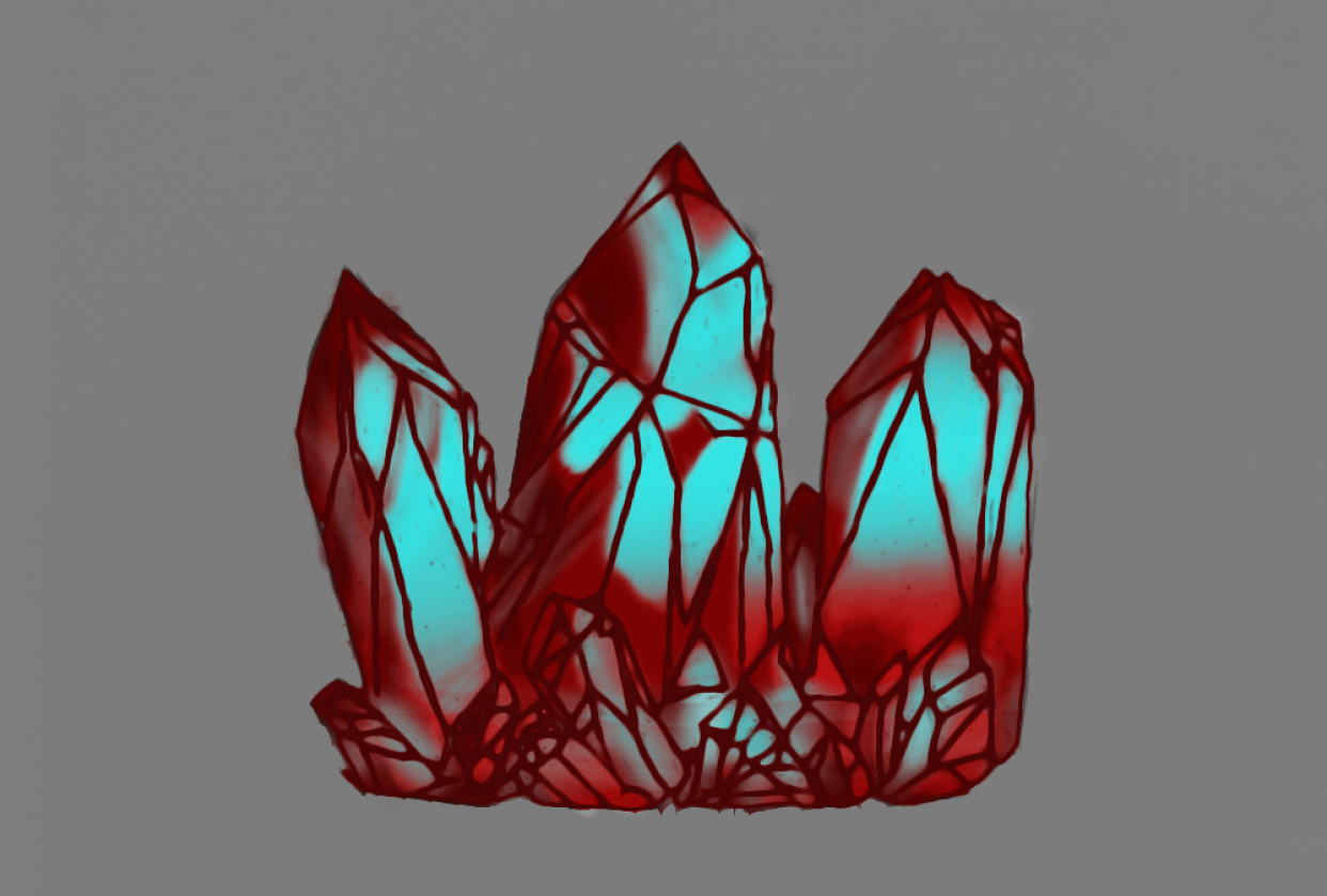 crystals - student project