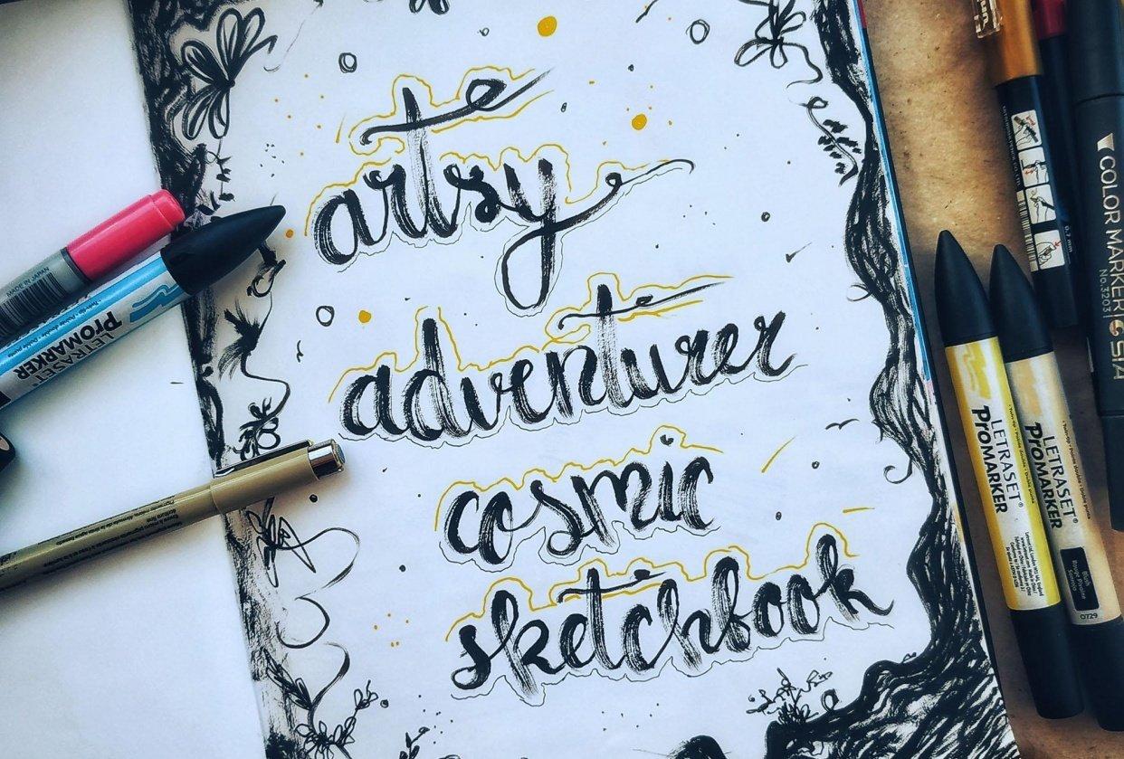 Artsy adventure! - student project