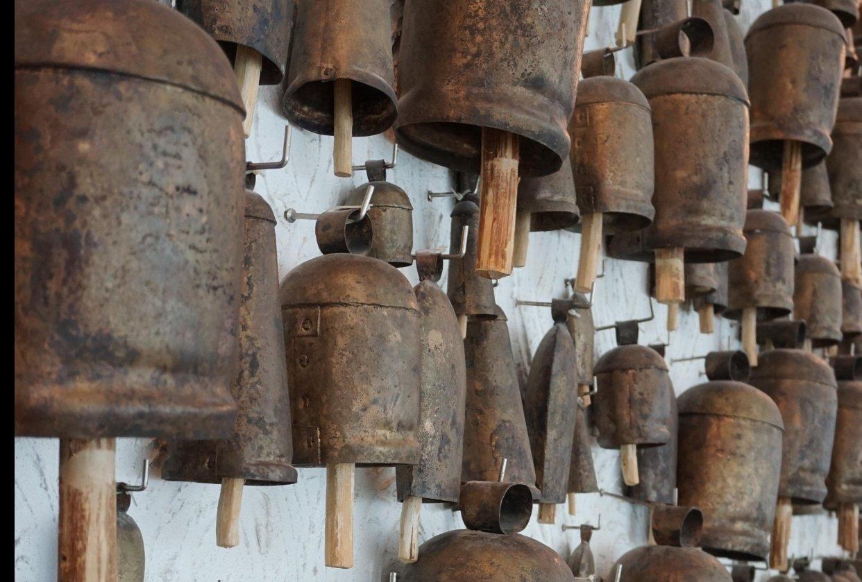 Rustic Bells - student project