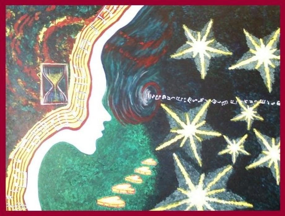 Art by Julieta Corazon - student project