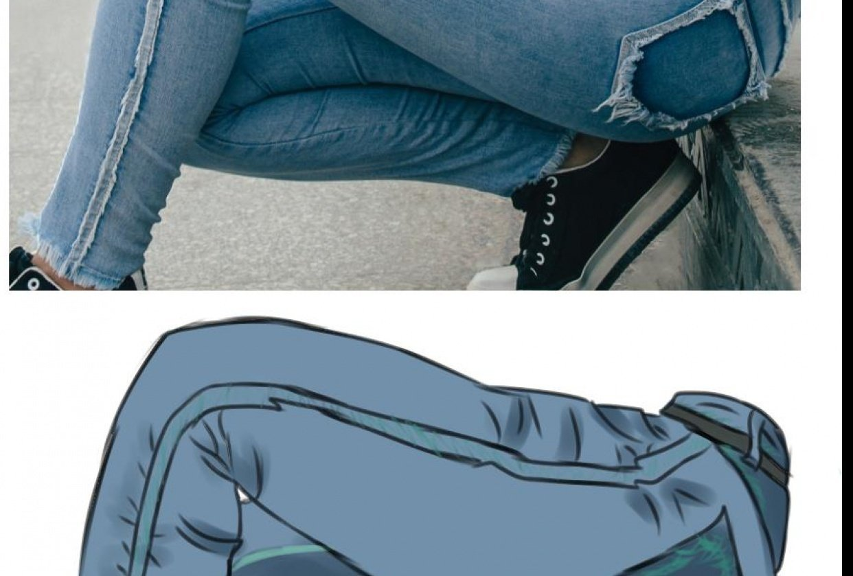 Some Jeans - student project