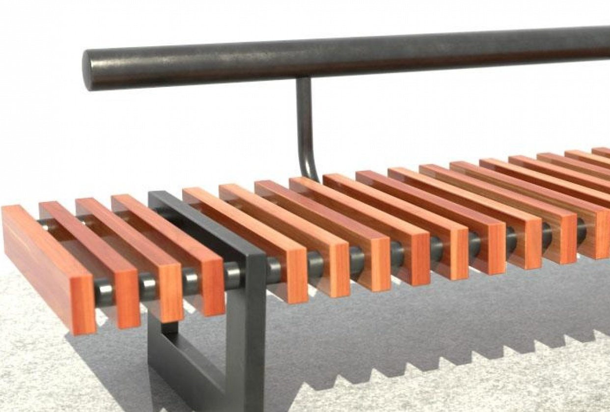 Bench - student project