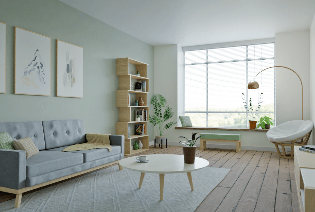 Interior Room - student project