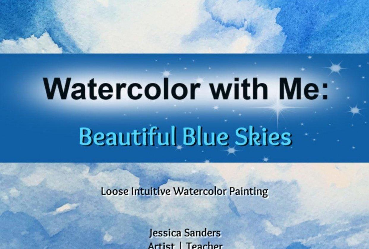 Beautiful Blue Skies - student project